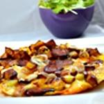 Omelette pomme de terre Prête