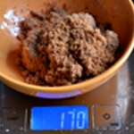 Cookies Sucre vergeoise