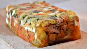 Recette de Hure de saumon