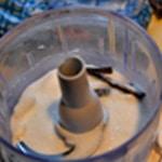 Muffins chocolat Sucre semoule et vanille