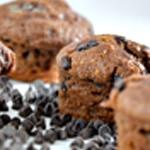 Muffins chocolat Zoom