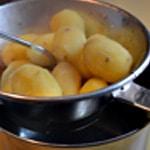 Parmentier Cuire les pommes de terre