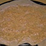 Pizza fruits de mer Crème et fromage