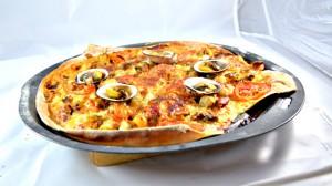pizza fruits de mer cuisine maison un blog cuisine sur les recettes maisons. Black Bedroom Furniture Sets. Home Design Ideas