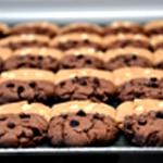 Cookies ange ou démon Cookies cuit