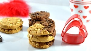 Recette de Cookies ange ou démon