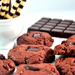 Cookies chocolat Terminer