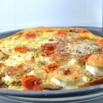 Pizza fromages Terminer