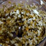Sauce gribiche Mixer