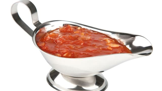 Sauce tomate facile Terminer