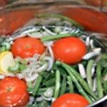 Soupe de grondin Tomate entière