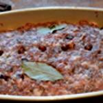 errine de chevreuil et noisette Prête à cuire