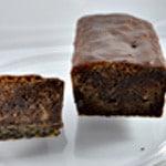 Cake au chocolat Zoom