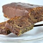 Cake au chocolat Terminer