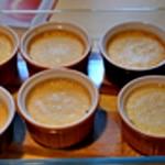 Crème et caramel Crème cuite