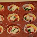 Feuilleté tomate et comté Ajouter la ciboulette