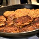 ignon au pain d'épices Cuire dans une poêle pas trop chaude.