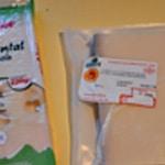 Gratin de macronis au jambon Les fromages