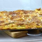 Pizza Andouille Terminer
