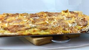 Recette de Pizza Andouille