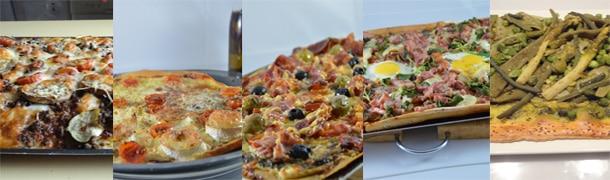 Recettes de pizza
