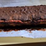 Cake chocolat et praline Démouler