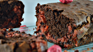 Recette de Cake chocolat et praline