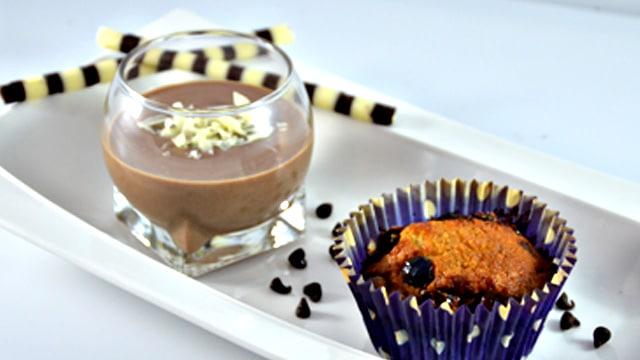 Crème Anglaise au chocolat TerminerTerminerChauffer la vanille et le lait