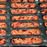Financiers à la fraise Financiers cuit