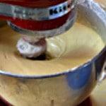 Madeleines Beurre et préparation sucre