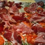 Pizza Italienne Ajouter la pancetta