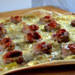 Pizza Andouillette Zoom