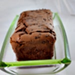 Cake tout choco Cake dans le plat