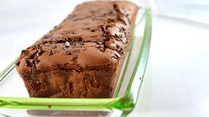 Recette de Cake tout choco