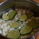Gaspacho de céleri Citronner
