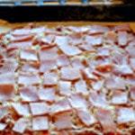 Pizza reine Ajouter le jambon