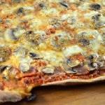 Pizza reine Terminer