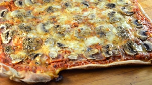 Recette de Pizza reine