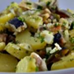 Salade de kippers Zoom