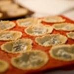 Tartelette au Roquefort