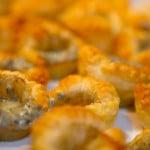 Tartelette au Roquefort Terminer