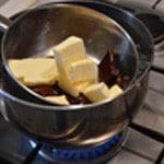 Cake rivière de chocolat Beurre et chocolat