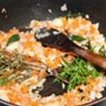 Carbonnade Flamande Ajouter les légumes