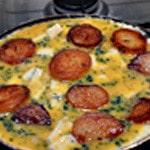 Omelette Franc comtoise Zoom