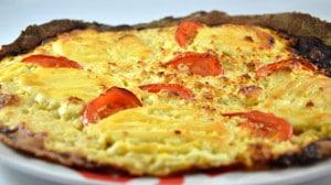 Recette de Pizza Saint Marcellin