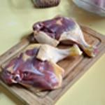 Terrine de canard a l'Armagnac Désosser les cuisses