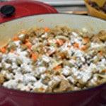 Curry de porc Fariner légèrement