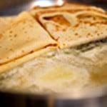 Filet de boeuf en croute Cuire les crêpes