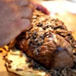 Filet de boeuf en croute Crêpes duxelles et filet