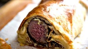 Filet De Bœuf En Croute A La Chanterelle Cuisine Maison Un Blog